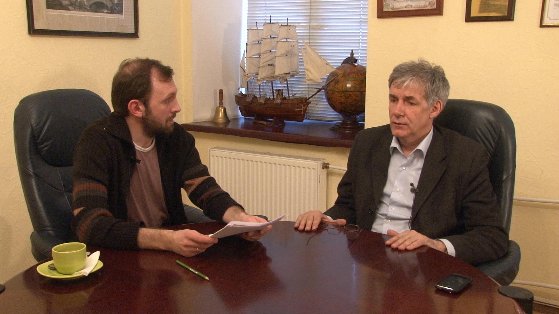 Игорь Минтусов отвечает на вопросы слушателей МШПИ (часть 1)