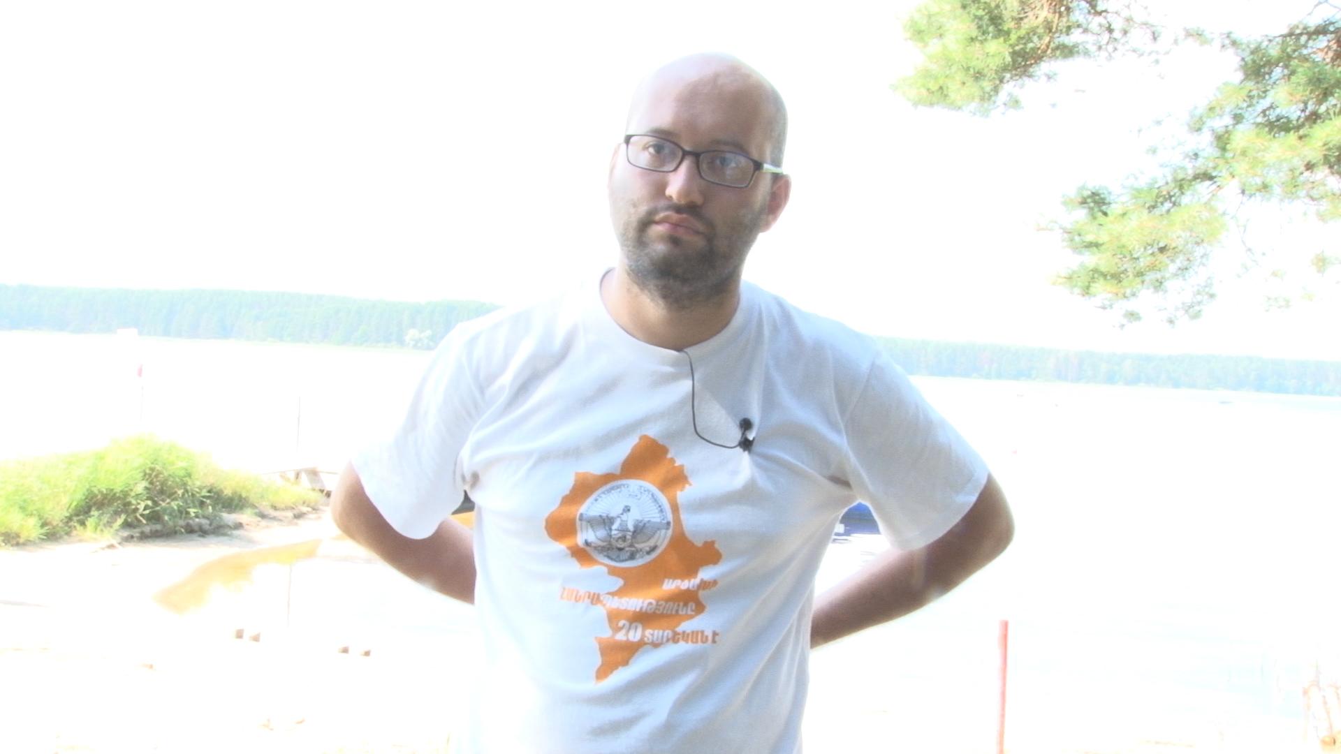 Илья Азар о приглашении оппозиции на Селигер: «Понять это невозможно» #селигер2012
