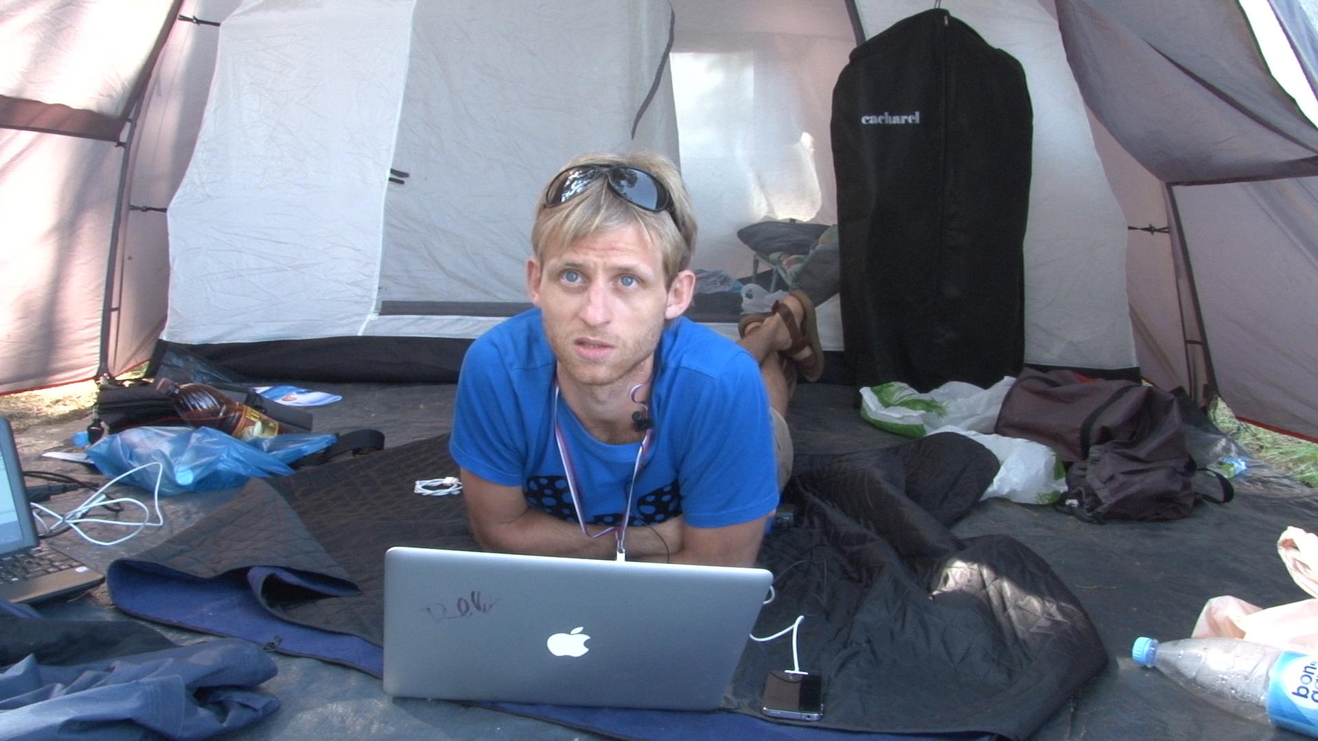 Дмитрий Терновский: «Однажды меня позвали в Кремль» #селигер2012