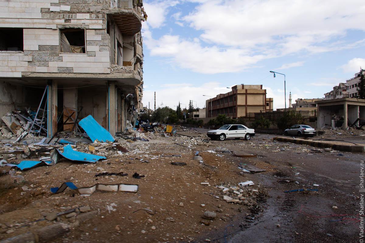 Дамаск On-Line: Хараста