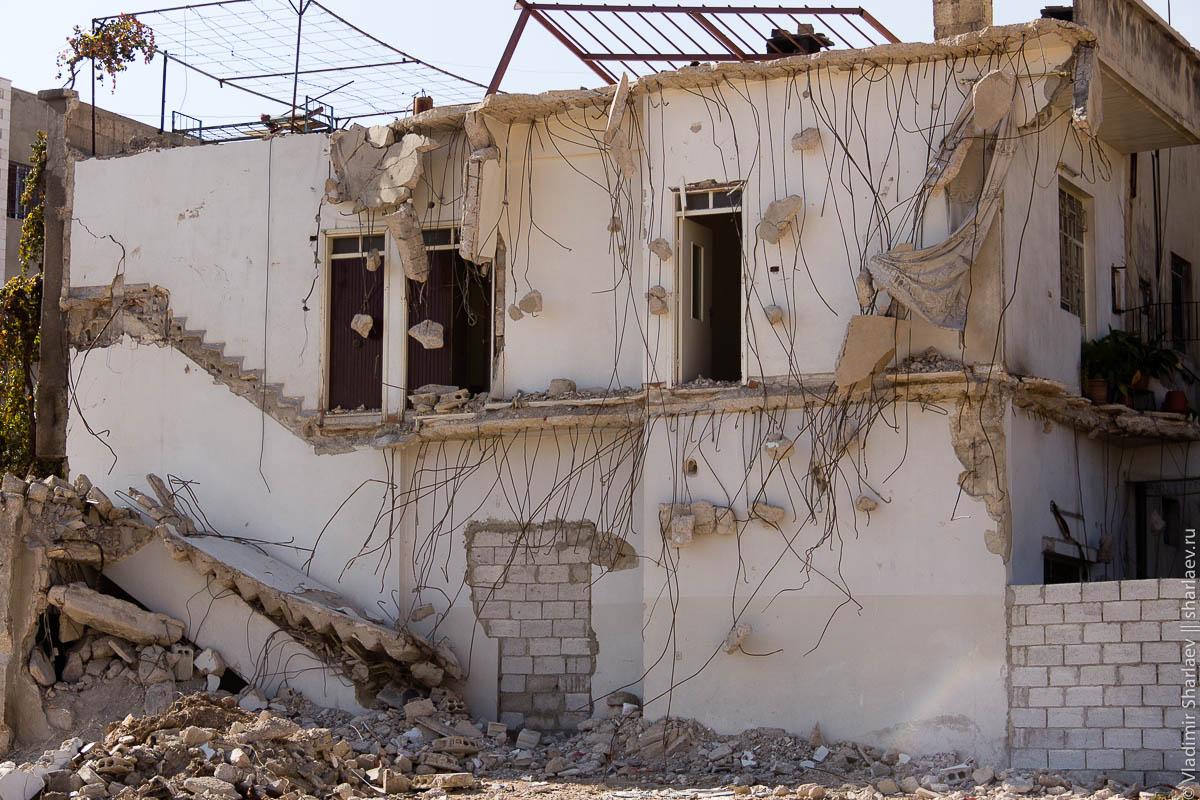 Дамаск On-Line: Прогулка по Харасте