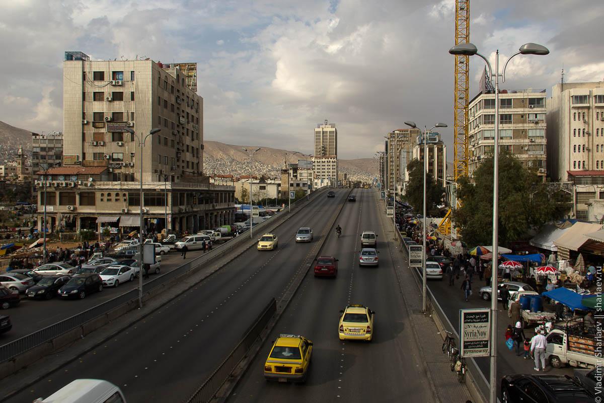 Дамаск On-Line: Дума в кольце правительственных войск