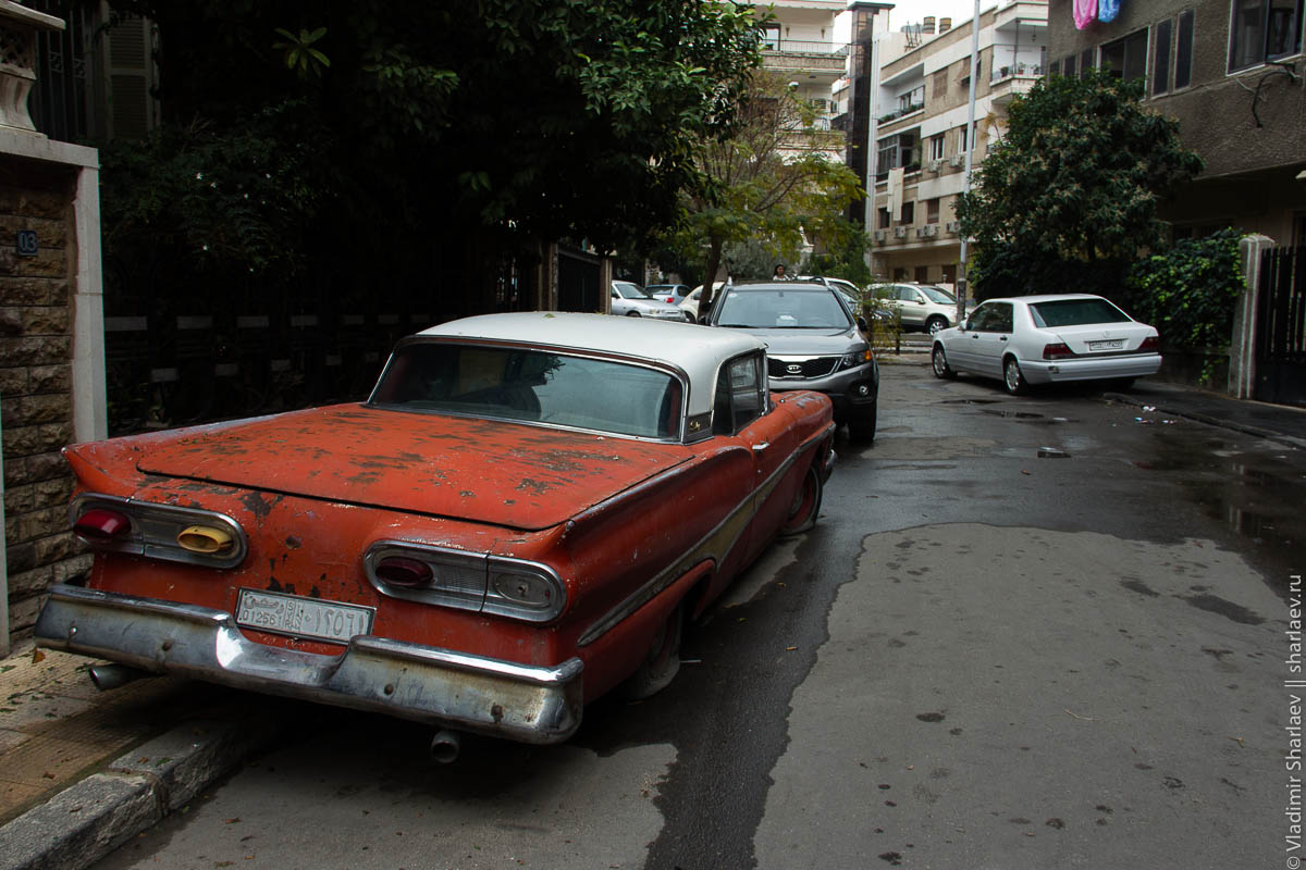 Дамаск On-Line: район Баб Тума