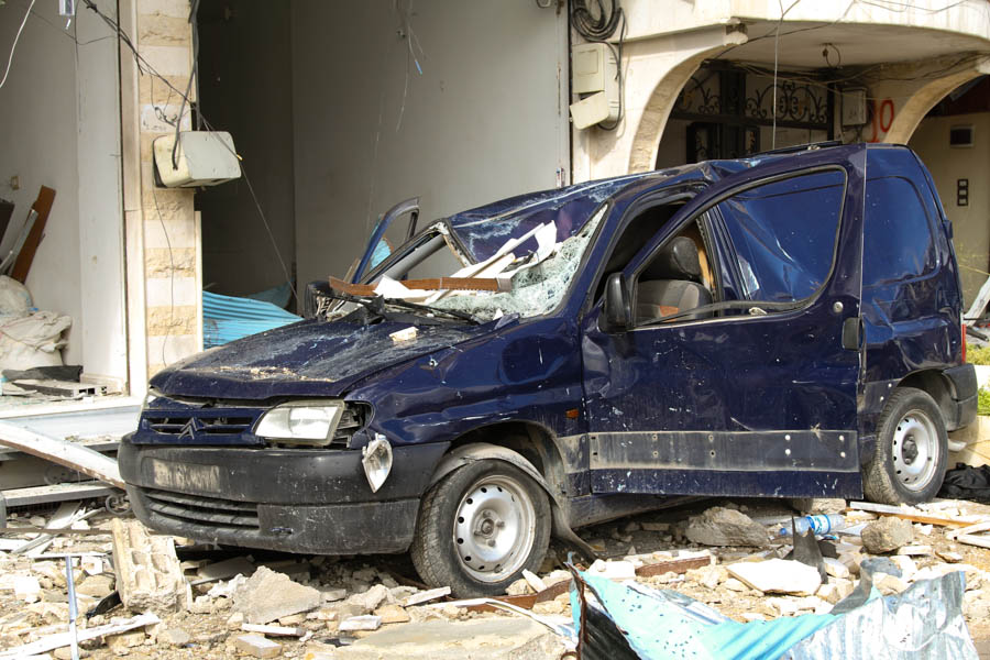 Дамаск. Хараста