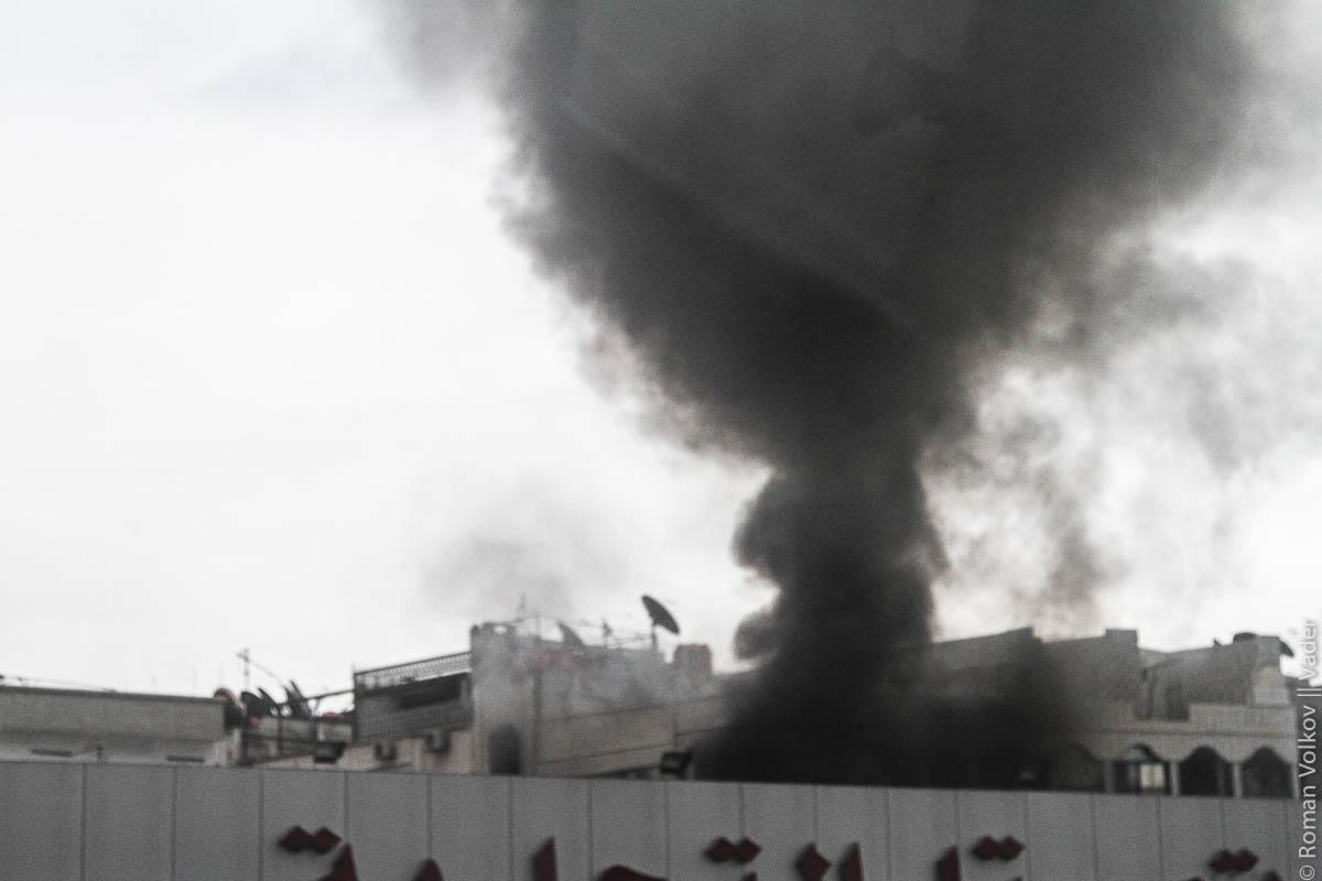 Дамаск On-Line: Теракт в Аль-Маззи