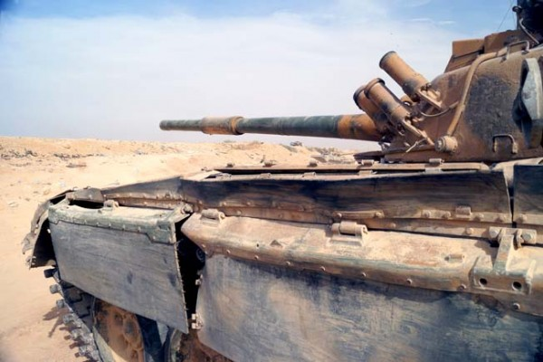 Сирия:  Кусейр и его окрестности