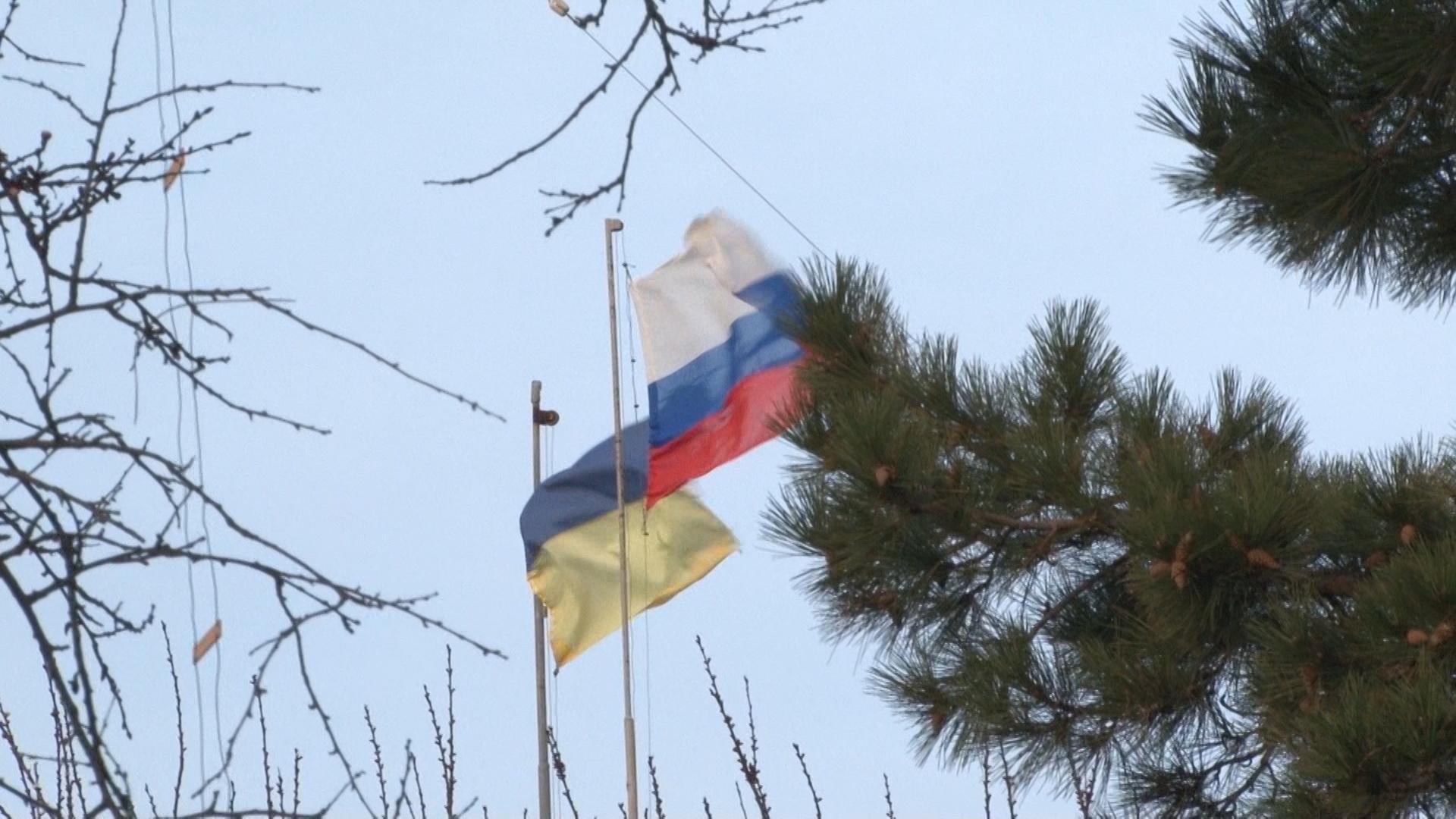 Крым:  командир украинского автобата нашелся