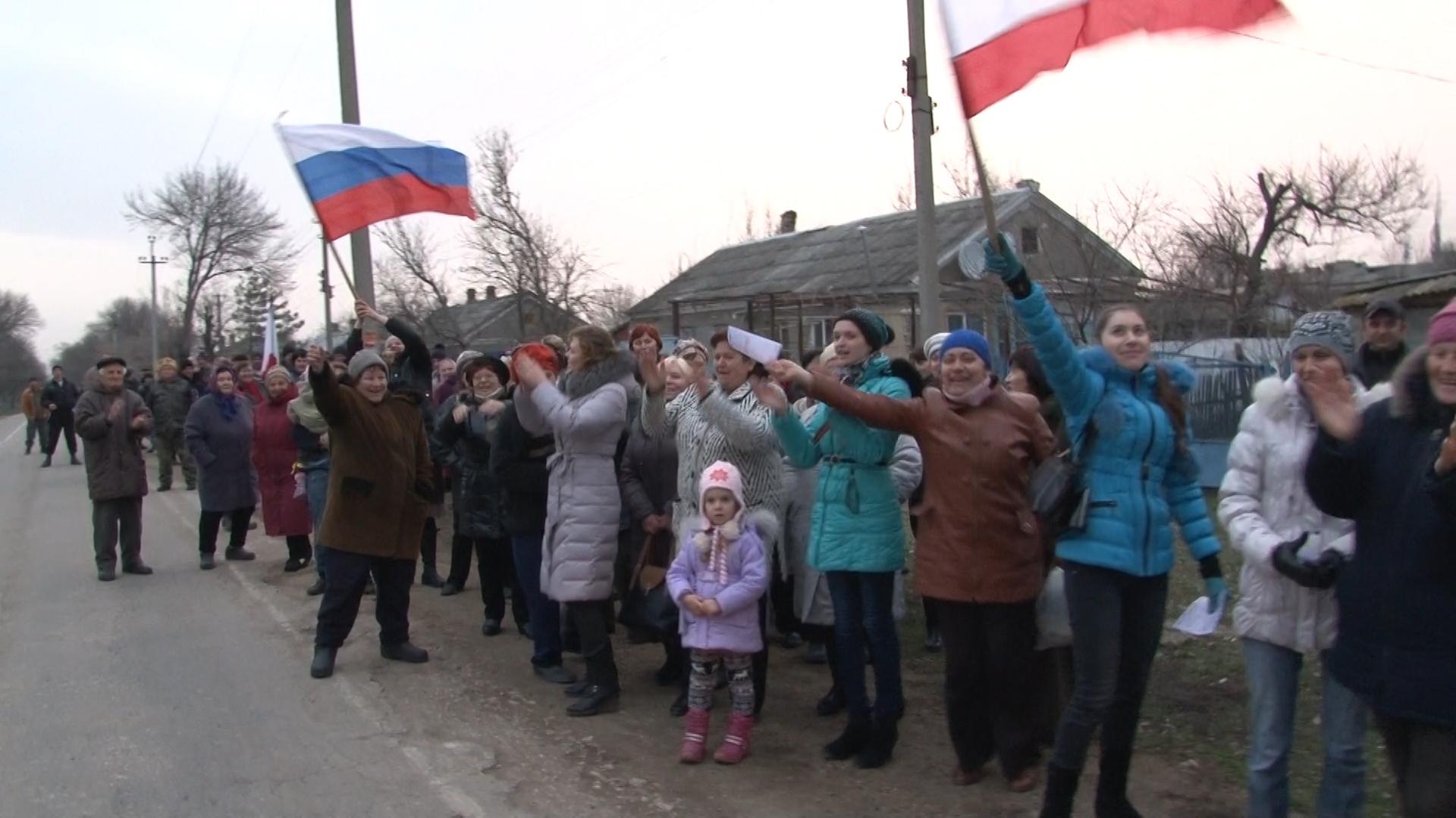 Крым: В советском районе Крыма угрожают не допустить референдум