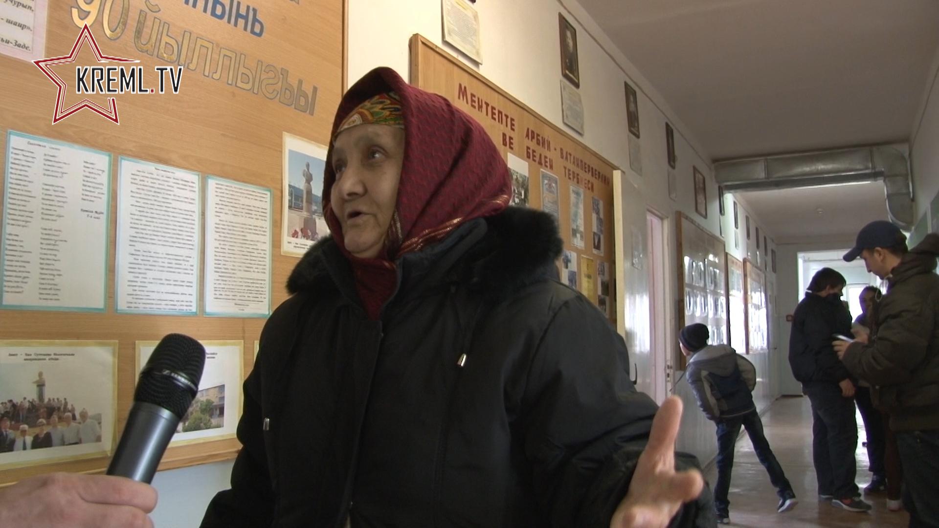 Крым: Трудности голосования крымских татар