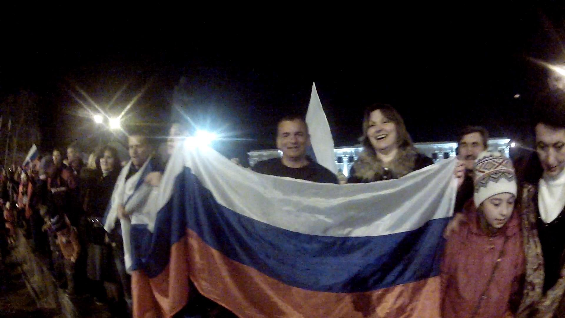 Крым: праздник без слез на глазах