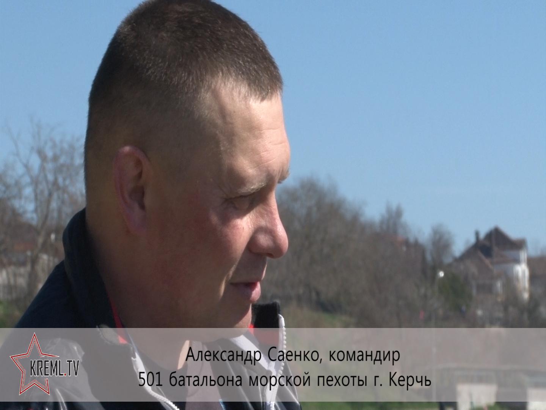 Крым: почему морпех Саенко перешел на сторону России