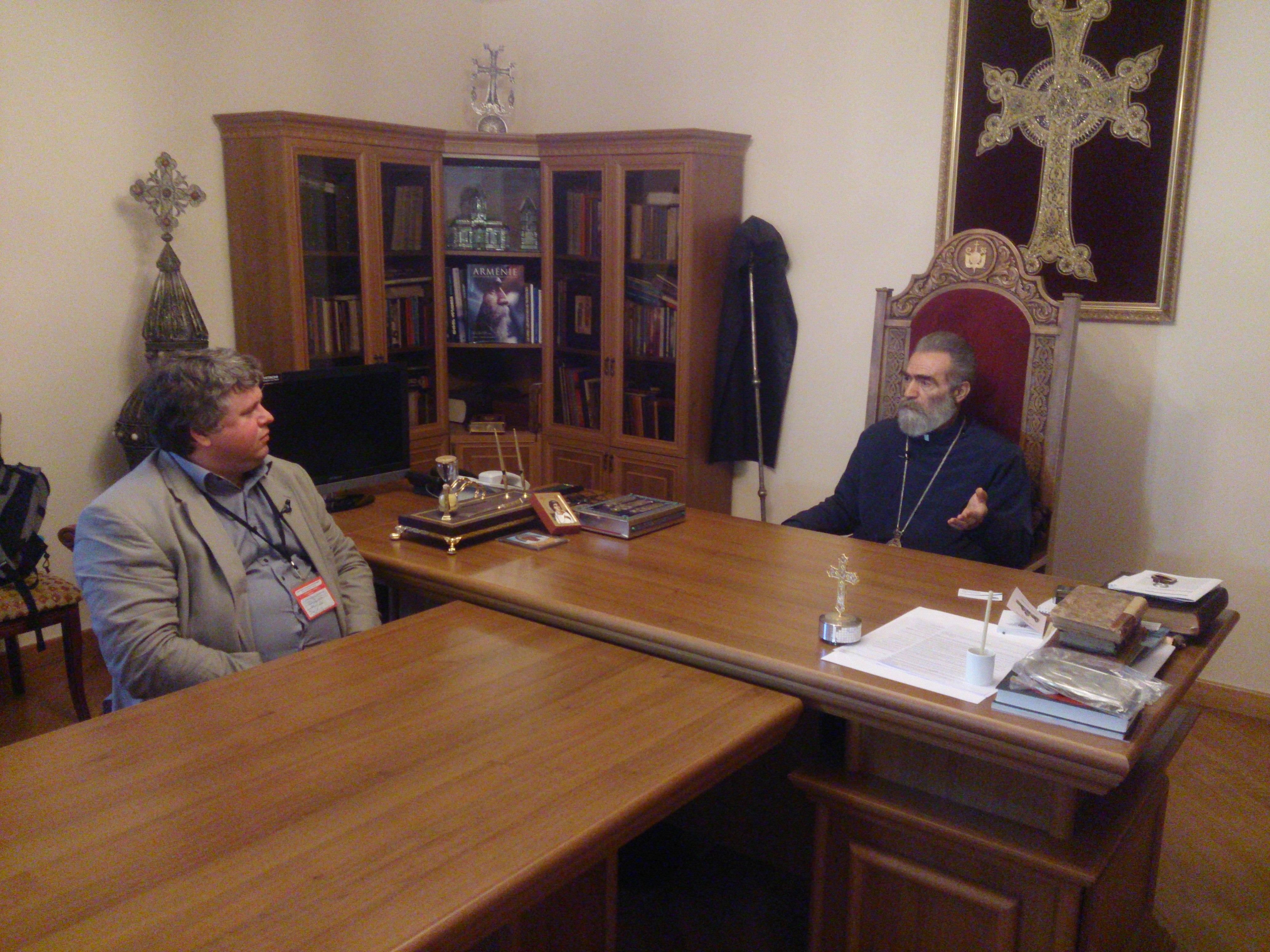 Архиепископ Паргев: после канонизации 1,5 миллионов новомучеников – жертв Геноцида армян в мире сдвинутся большие пласты